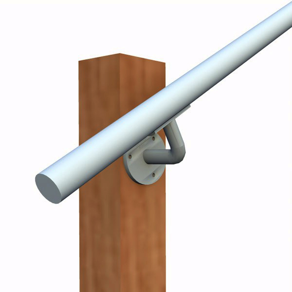 Wall Or Post Mounted Handrail Brackets Your Ultimate
